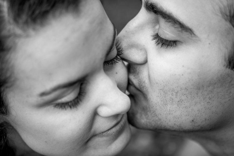 Le baiser du canal du Midi