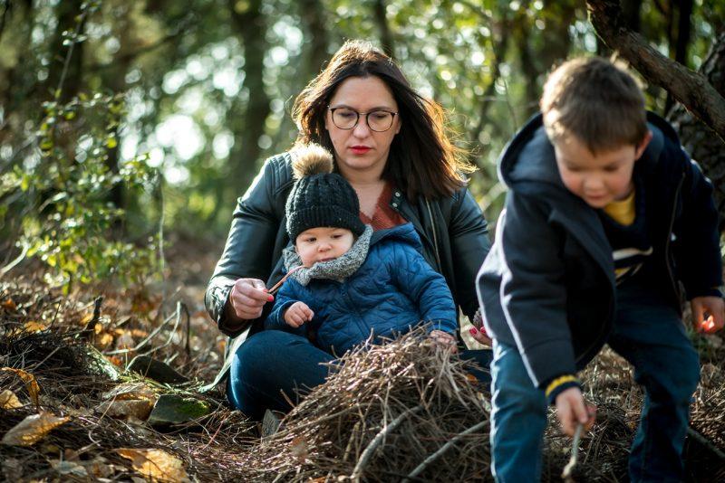 photographe famille dans les Cévennes