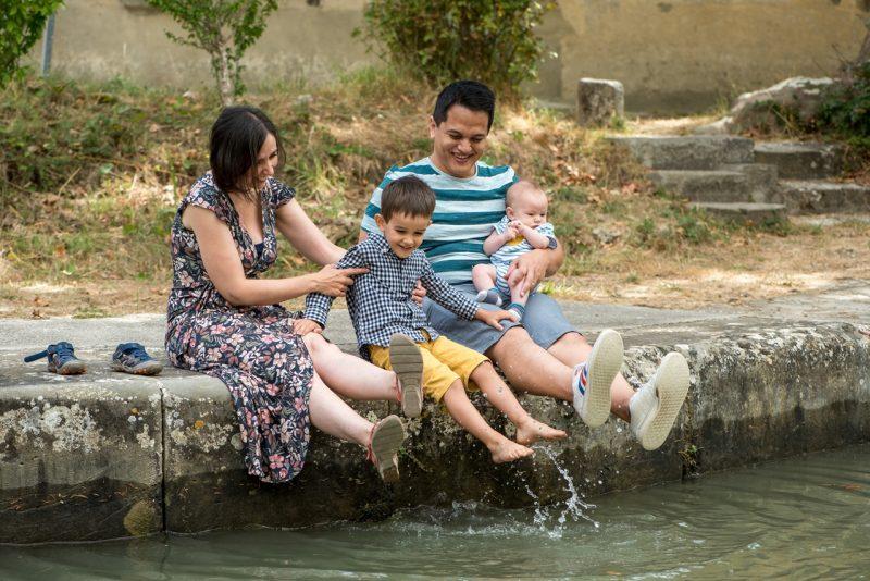 photographe de famille occitanie