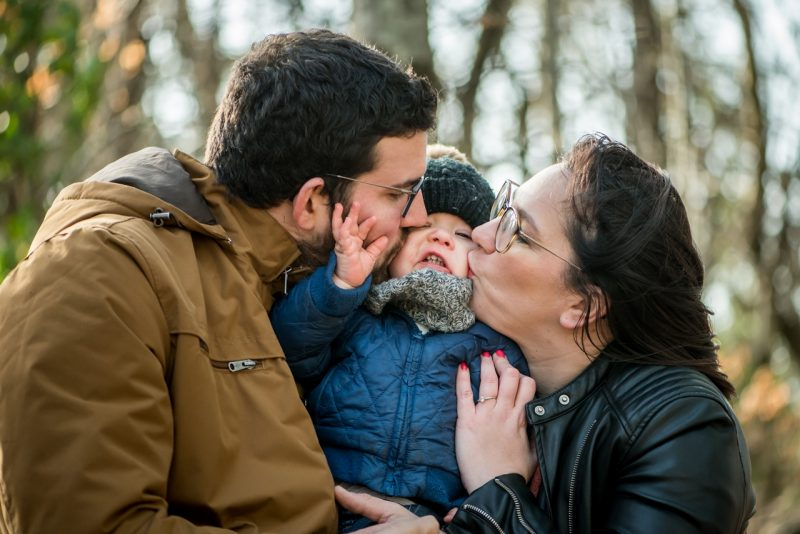 séance photos famille occitanie